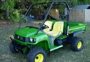 $2400--2008 John Deere Gator HPX 4X4 Only 10HRS Free Shipping